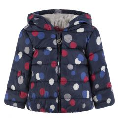 Kanz All about Dots Baby Anorak mit Kapuze (-50%)